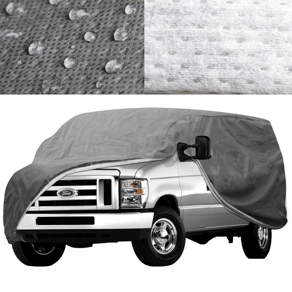 BH Signature Water-Proof 5 Layer Van Cover